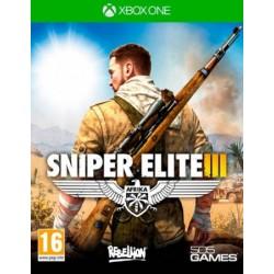 Sniper Elite III: Afrika [XONE] UŻYWANA