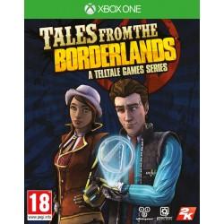 Tales from the Borderlands: A Telltale Games Series ENG [XONE] UŻYWANA