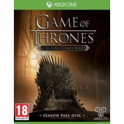 Game of Thrones: A Telltale Games Series - Season One ENG [XONE] UŻYWANA