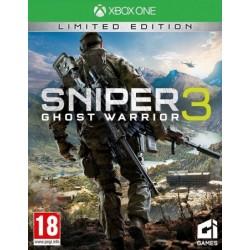 Sniper: Ghost Warrior 3 PL [XONE] UŻYWANA