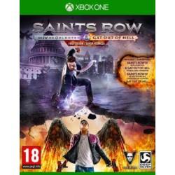 Saints Row 4: Re-Elected ENG [XONE] UŻYWANA