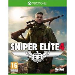 Sniper Elite 4 PL [XONE] UŻYWANA