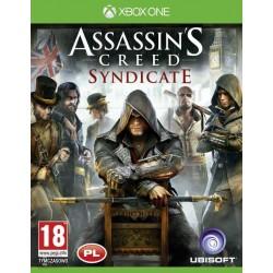 Assassin's Creed: Syndicate PL [XONE] UŻYWANA