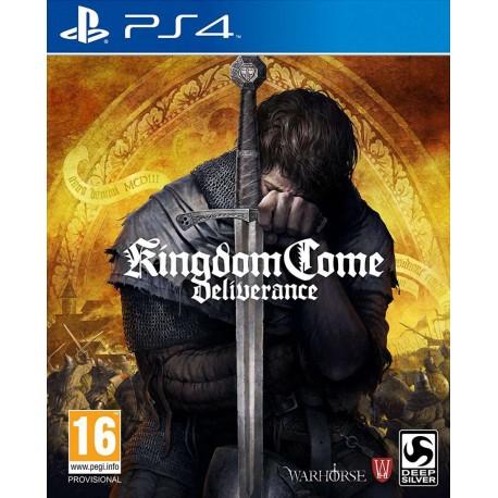 Kingdom Come: Deliverance [PS4] NOWA