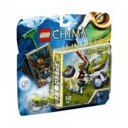 LEGO: Chima - Speedorz: Skalne kręgle LEG70103
