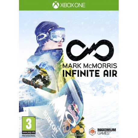 Mark McMorris: Infinite Air ENG [XONE] UŻYWANA