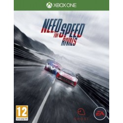 Need for Speed Rivals PL [XBOX ONE] NOWA