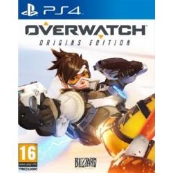 Overwatch PL [PS4] UŻYWANA
