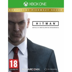 Hitman The Complete First Season PL [XONE] UŻYWANA