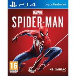 Spider-Man PL [PS4] NOWA
