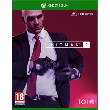 Hitman 2 PL [PS4] NOWA