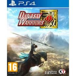 Dynasty Warriors 9 ENG [PS4] UŻYWANA