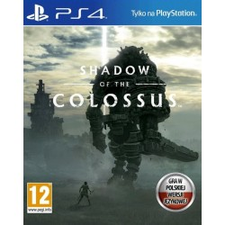 Shadow of the Colossus PL [PS4] UŻYWANA