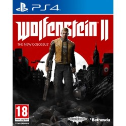 Wolfenstein II: The New Colossus PL [PS4] UŻYWANA