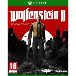 Wolfenstein II: The New Colossus PL [XONE] UŻYWANA