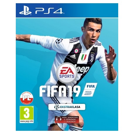 FIFA 19 PL [PS4] NOWA