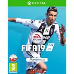 FIFA 19 PL [XONE] NOWA