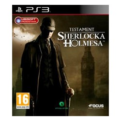 Testament Sherlocka Holmesa [PS3] UŻYWANA