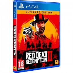 Red Dead Redemption 2 PL [PS4] NOWA