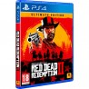 Red Dead Redemption 2 Ultimate Edition PL [PS4] NOWA