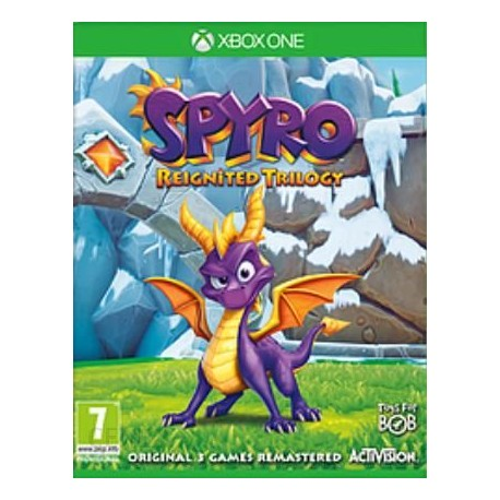 Spyro Reignited Trilogy ENG [PS4] NOWA