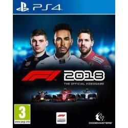 F1 2018 ENG [PS4] UŻYWANA
