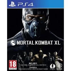 Mortal Kombat XL PL [PS4] UŻYWANA