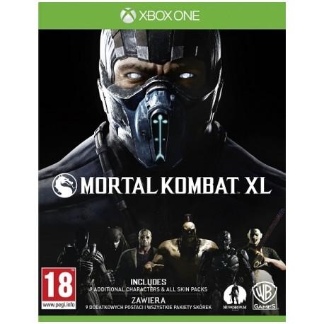 Mortal Kombat XL PL [XONE] NOWA