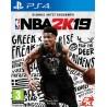 NBA 2K19 ENG [PS4] UŻYWANA