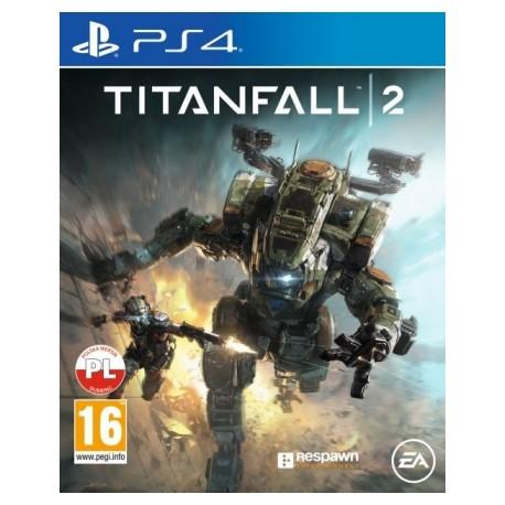 Titanfall 2 PL [PS4] NOWA