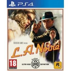L.A. Noire ENG [PS4] UŻYWANA