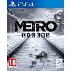 Metro Exodus PL [PS4] NOWA