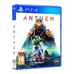 Anthem PL [PS4] NOWA