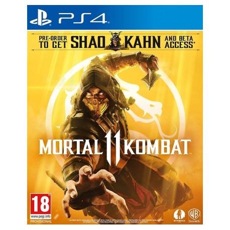 Mortal Kombat 11 PL [PS4] NOWA