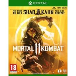 Mortal Kombat 11 PL [XONE] NOWA
