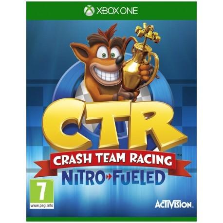 Crash Team Racing Nitro-Fueled ENG [XONE] NOWA