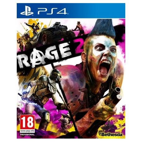 RAGE 2 PL [PS4] NOWA