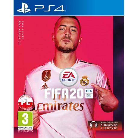 NOWA FIFA 20 EDYCJA MISTRZOWSKA [PS4] NOWA