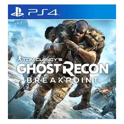 TOM CLANCY'S GHOST RECON BREAKPOINT PL [PS4] NOWA