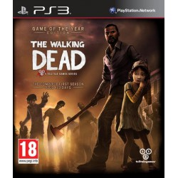 The Walking Dead Game of the Year [PS3] UŻYWANA