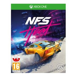 NEED FOR SPEED HEAT PL [PS4] NOWA
