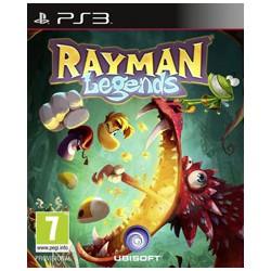 Rayman Legends PL [PS3] UŻYWANA