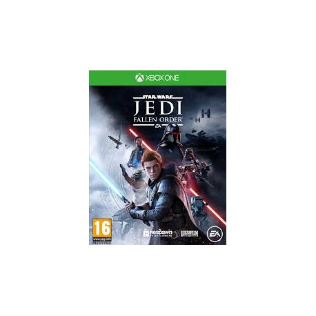 STAR WARS JEDI: FALLEN ORDER PL [PS4] NOWA