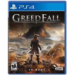 GREED FALL PL [PS4] NOWA