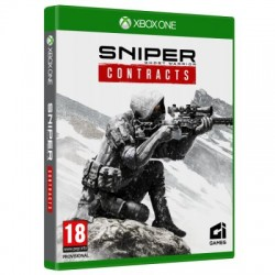 Sniper Ghost Warrior Contracts PL [PS4] NOWA
