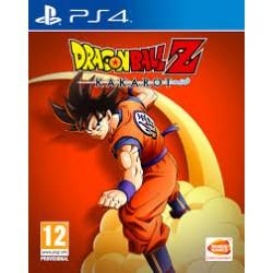 Dragon Ball Z Kakarot PL [PS4] NOWA