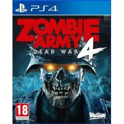Zombie Army 4: Dead War PL [PS4] NOWA