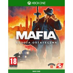 Mafia: Edycja Ostateczna PL [XONE] NOWA