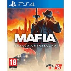 Mafia: Edycja Ostateczna PL [PS4] NOWA