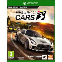 Project Cars 3 PL [PS4] NOWA